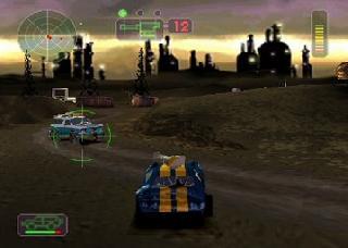 Screenshot Thumbnail / Media File 1 for Vigilante 8 [U]